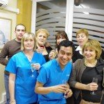 galette-des-rois-jeudi 13-janvier-2011-stomatologie-greffes-dentaires-marseille